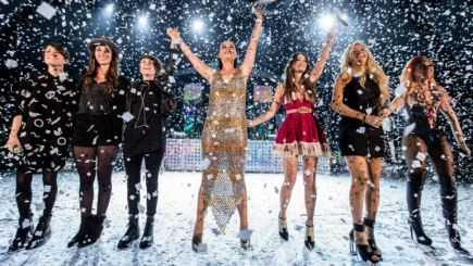 Katy Perry And Friends Rock The Hollywood Bowl For