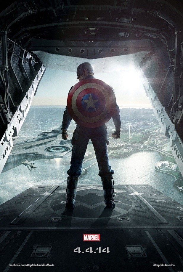 The First Official Trailer for Captain America: The Winter Soldier Has Been Released