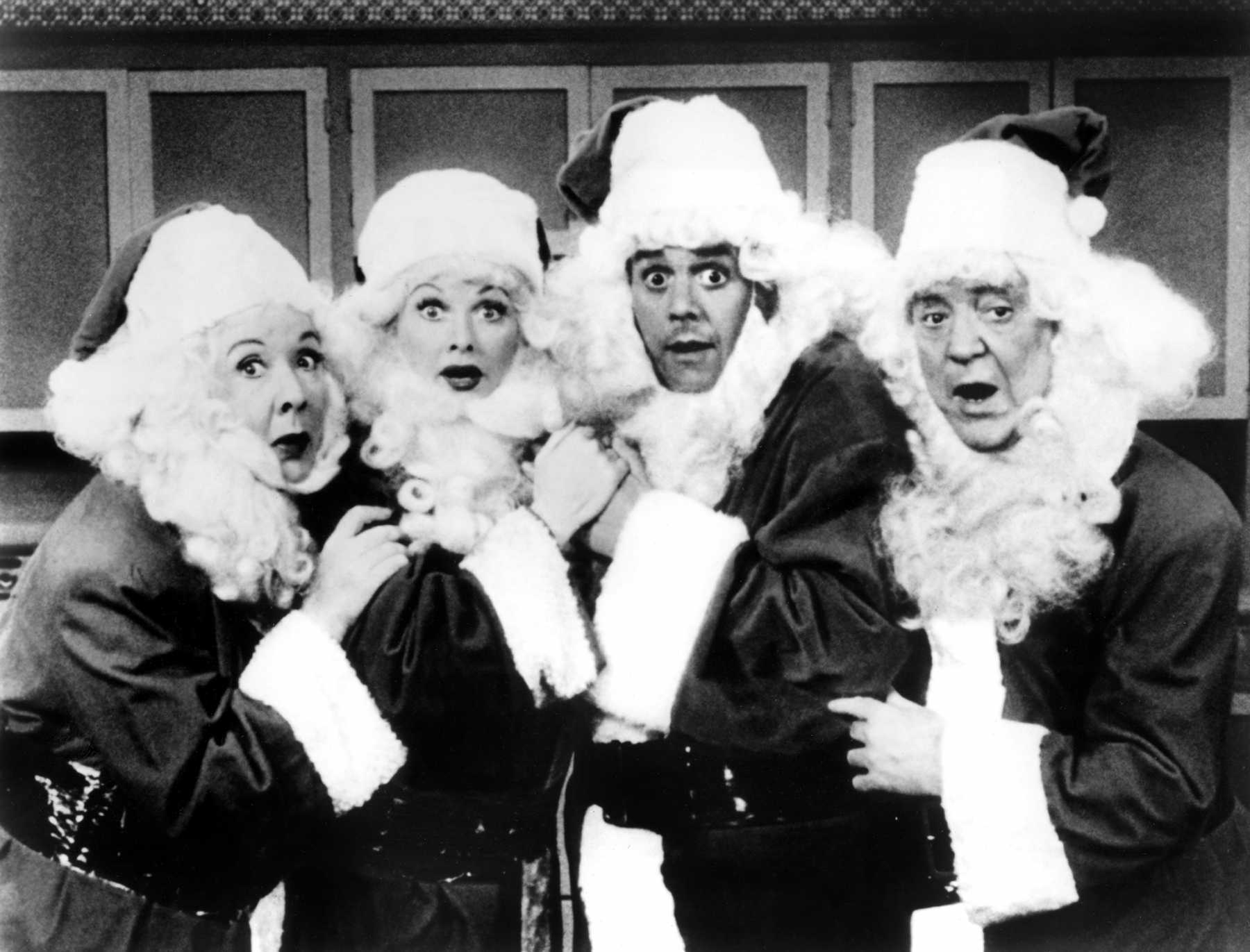 CBS Is Bringing I Love Lucy Back For The Holidays With A Christmas Special