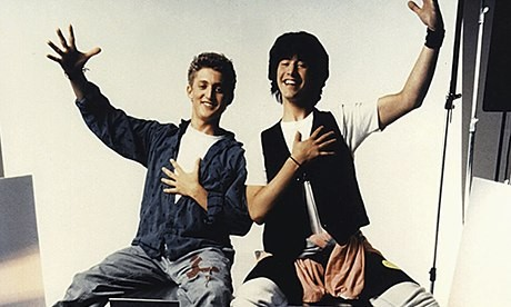 Bill And Ted Halloween Show Cancelled Over Complaints Of Homophobia