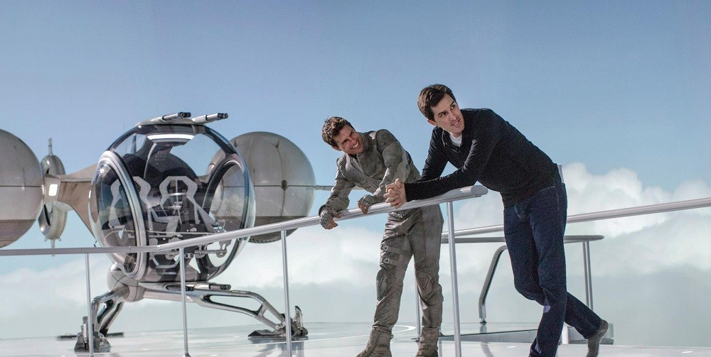 Tom Cruise Wants To Go Like Hell With Oblivion Director