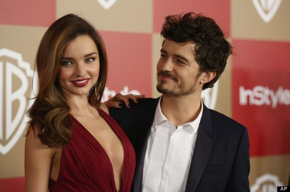 Splitsville: Orlando Bloom And Miranda Kerr Call It Quits After Six Years Together
