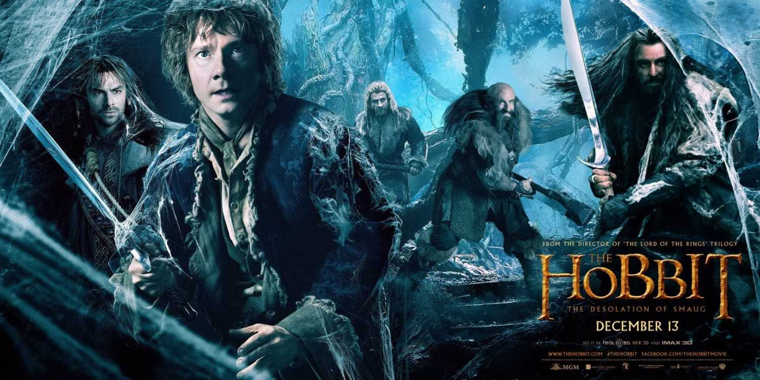The Hobbit: The Desolation of Smaug Fan Event Set