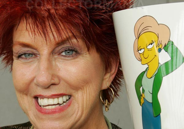 The Simpsons Actress Marcia Wallace Dies At 70