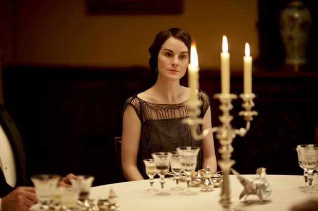 All Things Done In The Dark Come To Light On Last Week's Downton Abbey
