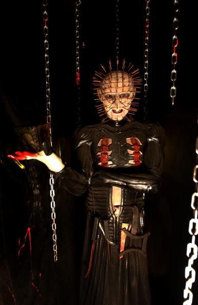 Pinhead Is Back - Clive Barker To Remake Hellraiser