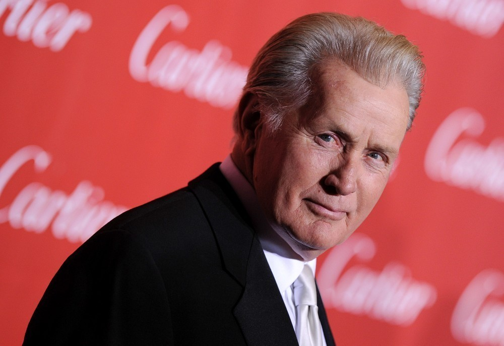 Martin Sheen To Be Honoured At The Dubai International Film Festival