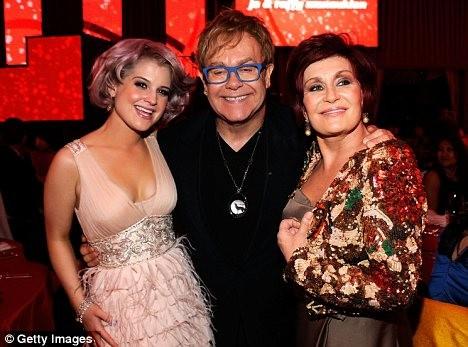 Sir Elton John to Perform on 'Brain-Crippling' X-Factor