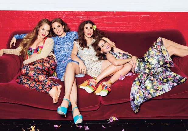 Andie MacDowell Finds HBO Girls To Be