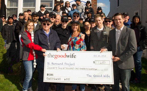 The Good Wife Cast Gets Charitable For 100th Episode Celebration