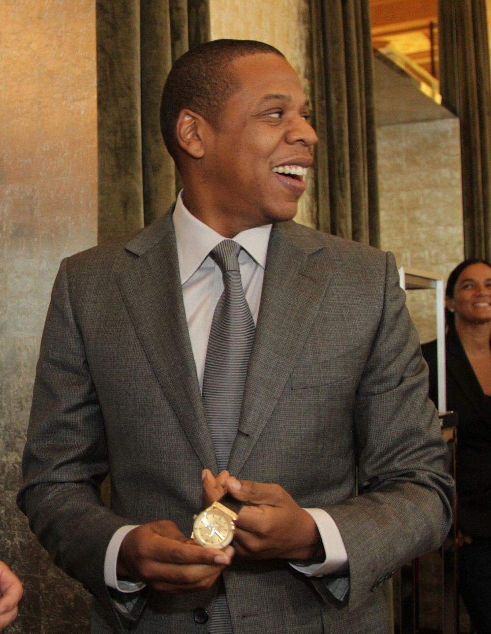 Jay-Z Talks About Barneys New York Racial Profiling Scandal
