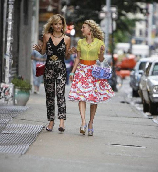 First Look At Photos From Season 2 Of The Carrie Diaries