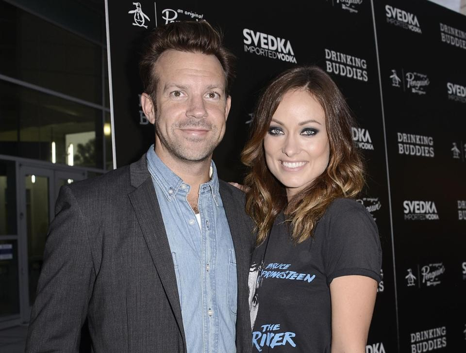 Olivia Wilde And Jason Sudeikis Are Expecting A Bundle Of Joy