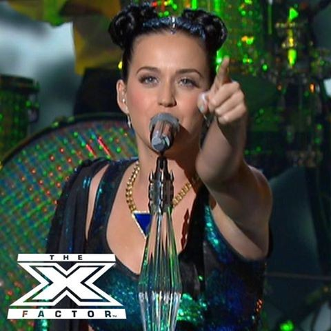 Katy Perry Roars Into The Australian X Factor Grand Final With The Public Debut Of Unconditionally