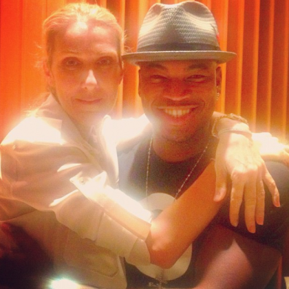 Celine Dion And Ne-Yo Debut Duet 'Incredible'