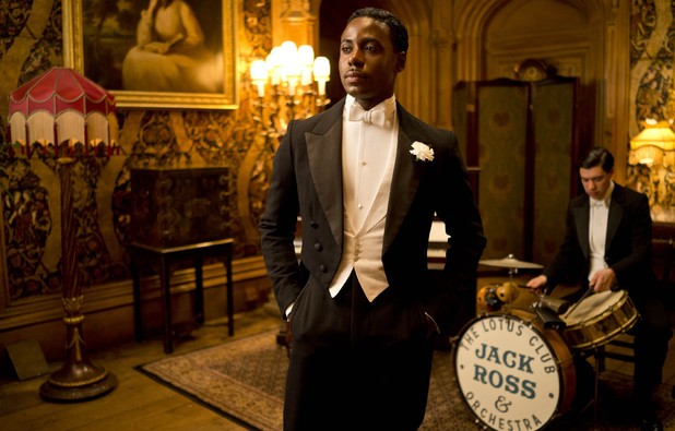 Jazz Comes To Downton In This Week's Episode