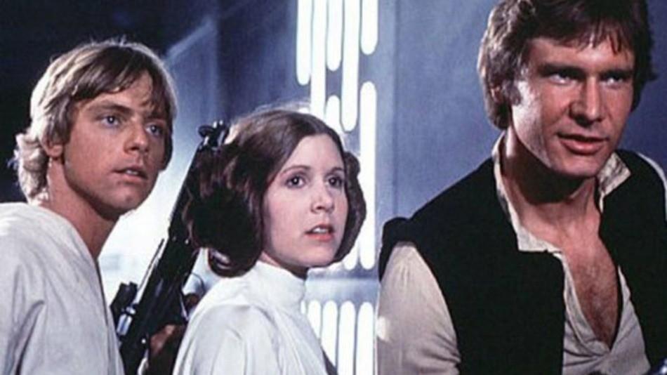 Original Star Wars Blooper Reel Emerges