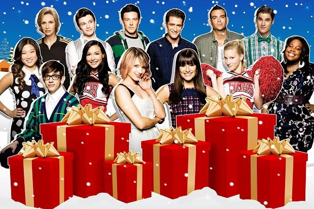 A Very Glee Christmas. Yes, No, Maybe?