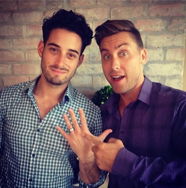 Lance Bass Discloses Baby Plans With Fiance Michael Turchin