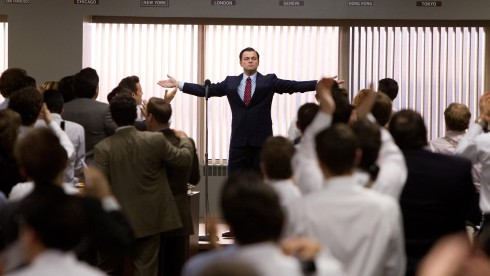 Leonardo DiCaprio Stars In Hot New Wolf Of Wall Street Trailer