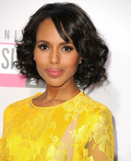 No Scandal Here: Kerry Washington Expecting First Child With Husband