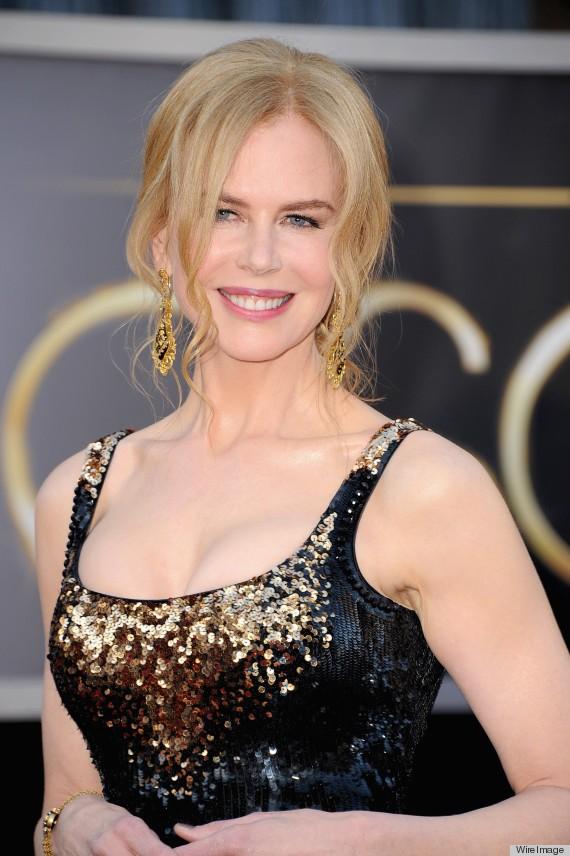 Nicole Kidman Dishes On