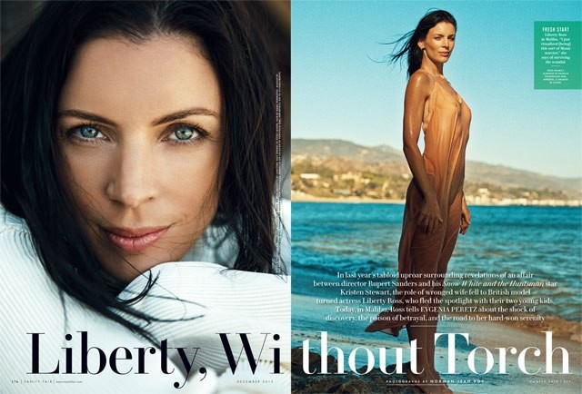 Liberty Ross Opens Up About Kristen Stewart's Affair With Husband Rupert Sanders