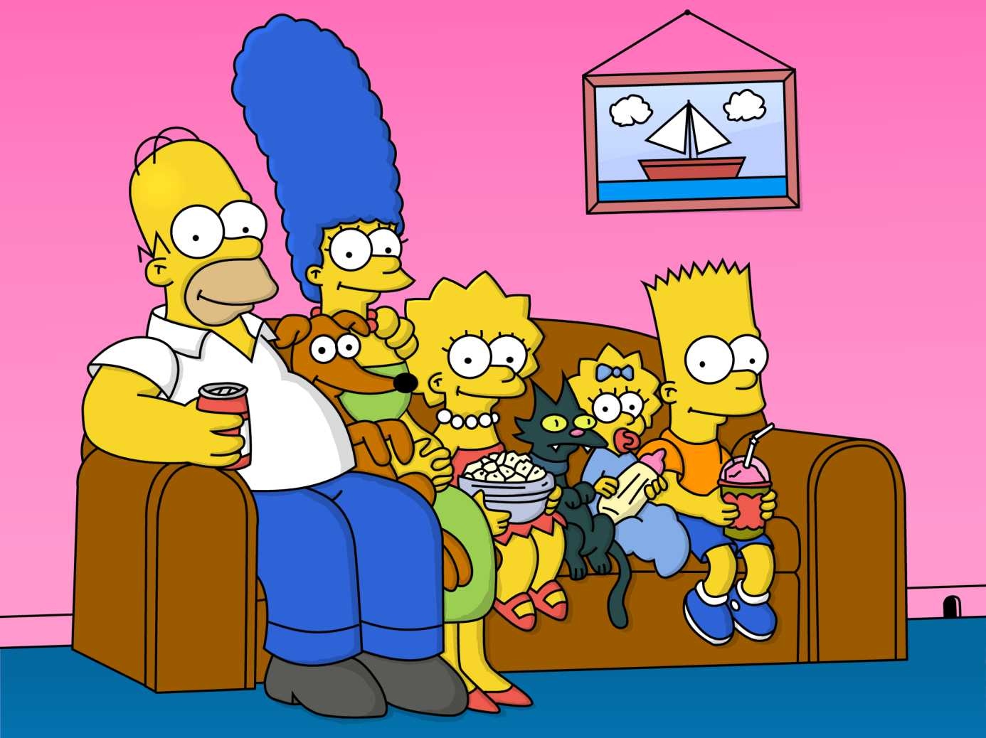 The Simpsons Take On The Hobbit Trilogy In Latest Couch Gag