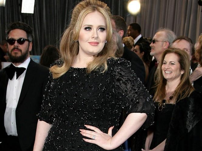 Adele Reveals She Has A Hidden Talent For Rap