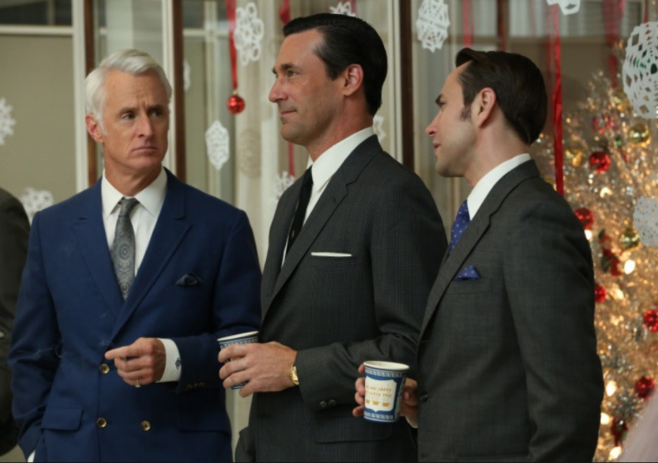 Mad Men Was Filming On Location At LAX During Deadly Shooting