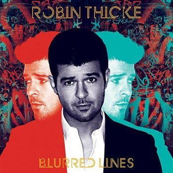 Robin Thicke Countersued By Marvin Gaye's Children Over Blurred Lines