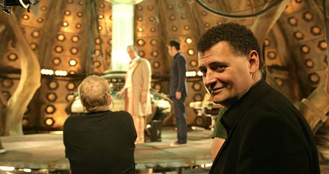 Steven Moffat Stands By His Decision To Deny Whovians Footage Shown At San Diego Comic Con v2