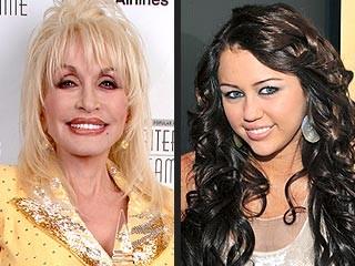 Dolly Parton Defends Goddaughter Miley Cyrus