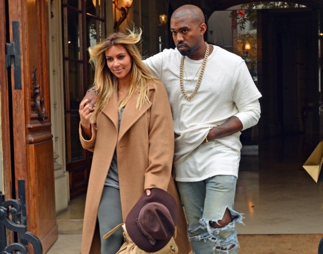 Kim Kardashian And Kanye West Sue Over Intimate Engagement Moment Being Leaked v2