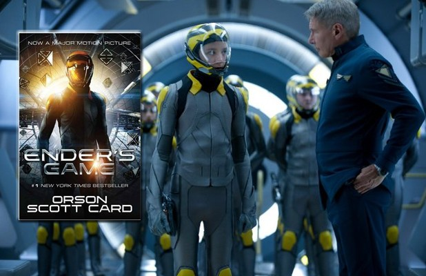 Orson Scott Card Not Receiving Profits From Ender's Game Film Therefore Boycotting Won't Work