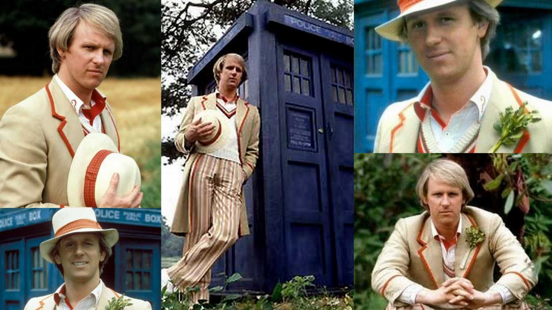 Doctor Who's Fifth Doctor Peter Davison Enrages Women's Rights Groups With Gender Comments