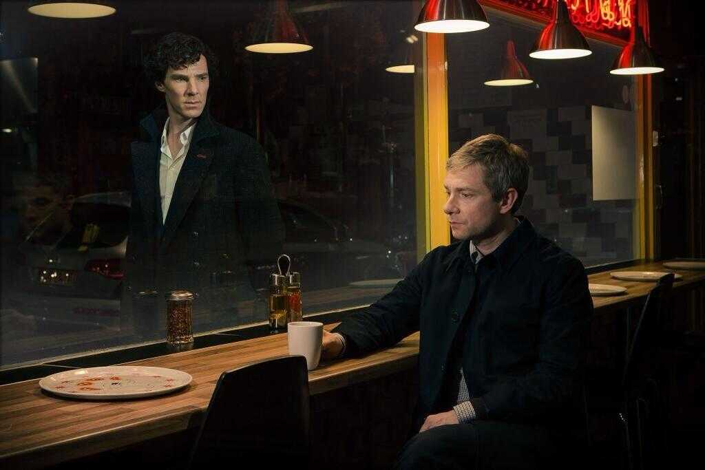 BBC Unveils First Official Photo From Sherlock Season 3