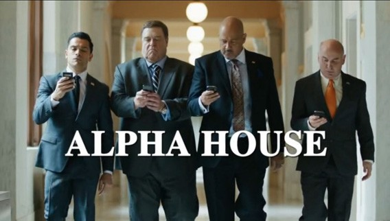 Amazon Studios Announced Premiere Dates for Alpha House and Betas