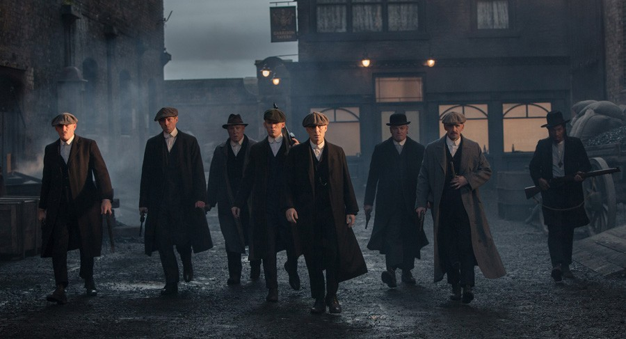 BBC Crime Drama Peaky Blinders Picked Up For US Release