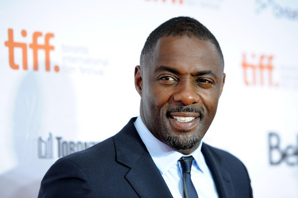After Being Hospitalized Idris Elba Attends Premiere For His New Film