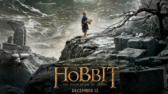 New Trailer For The Hobbit: The Desolation Of Smaug Debuts At Fan Event
