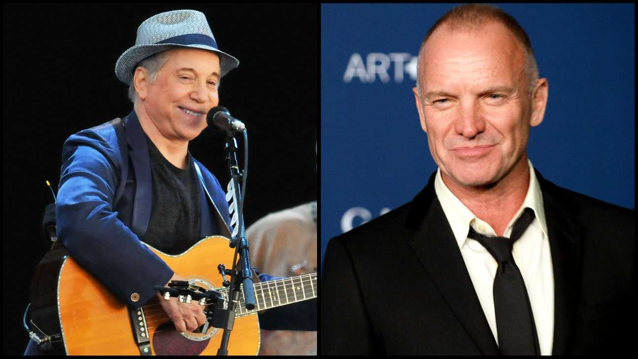 Are You Going To Madison Square Garden? Legends Paul Simon and Sting To Tour Together