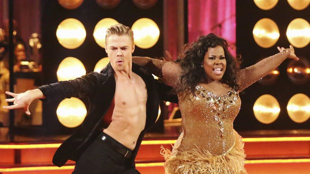 Amber Riley Is Shocked By Her Dancing With The Stars Success