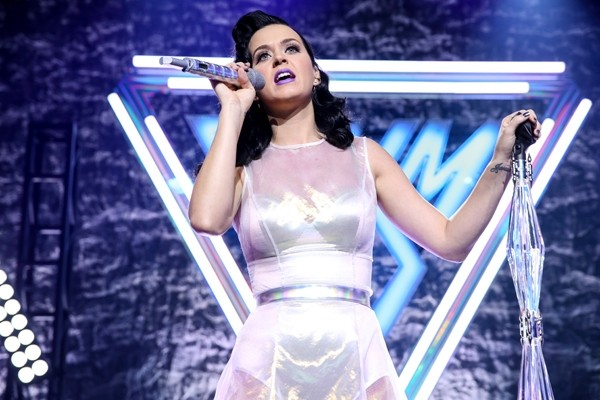 Australian Authorities Concerned Katy Perry's Prism May Be A Biohazard