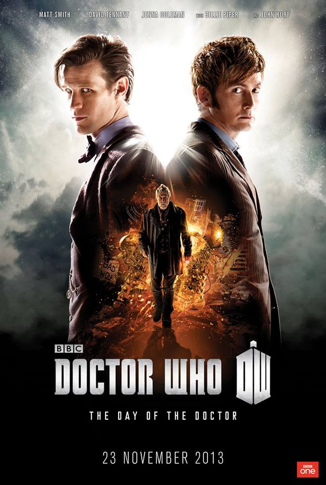 The Day Of The Doctor Trailer Will Premiere On Saturday Night
