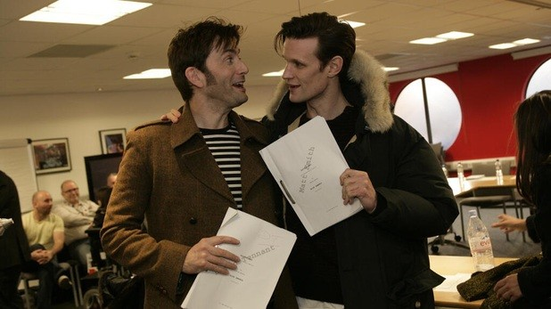 Double The Doctor, Double The Fun: David Tennant And Matt Smith To Guest On Graham Norton Show