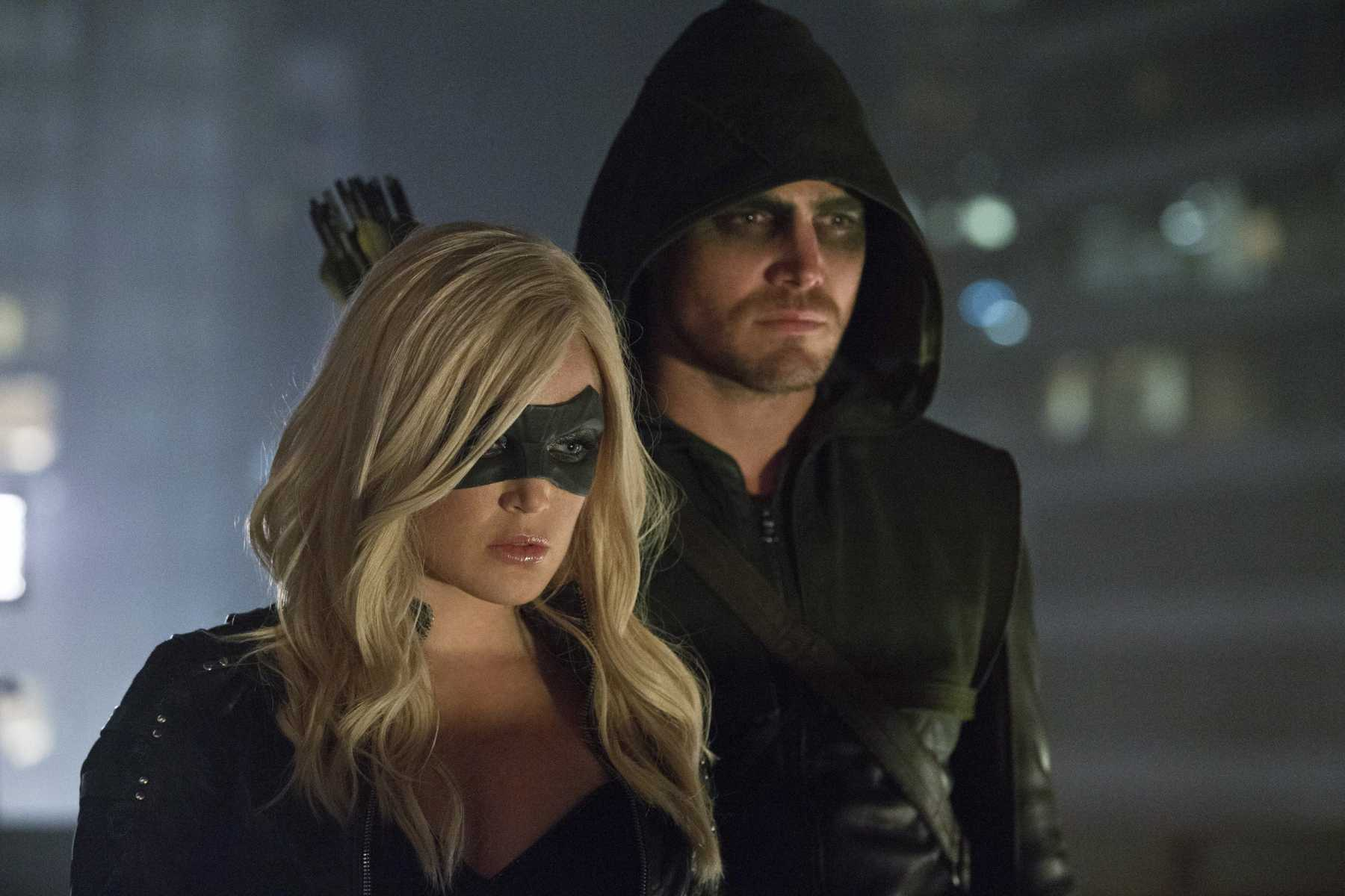 Arrow Introduces Us To The League Of Assassins