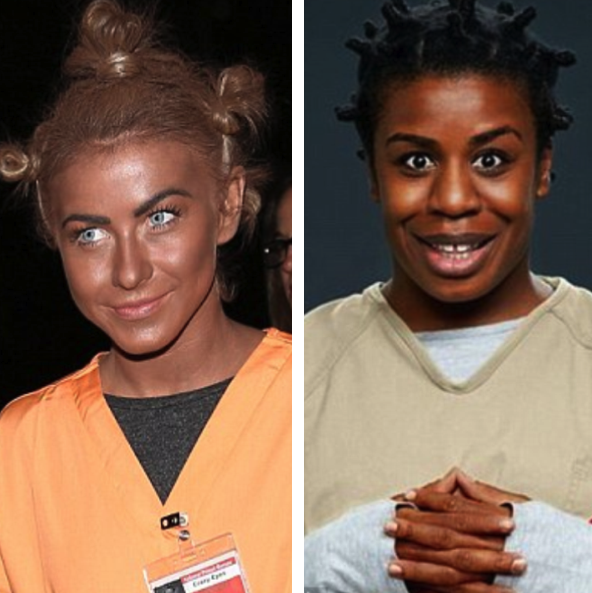Take A Look At 2013's Most Controversial Halloween Costumes