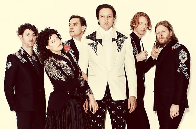 Arcade Fire Finds Themselves On Top Of The Charts Once Again With Reflektor
