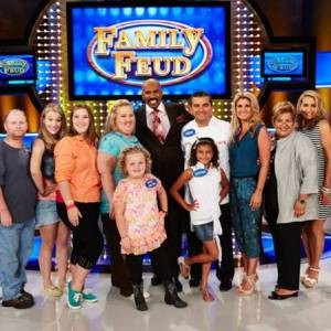 Honey Boo Boo And The Cake Boss Fight It Out On Family Feud